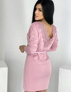 Платье короткое современное А39753