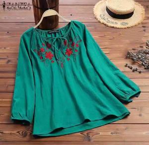 Блуза с длинным рукавом А37967