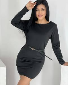 Платье короткое современное А39755