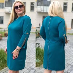 Платье короткое нарядное Ш1934