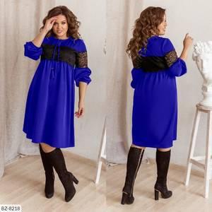 Платье короткое нарядное Ш8269
