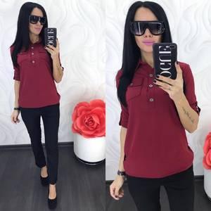 Блуза летняя Ц7047