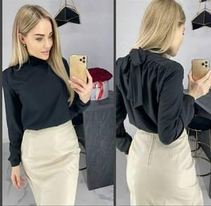 Блуза с длинным рукавом Я1469