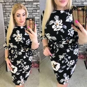 Платье короткое нарядное Я1848