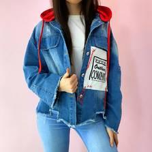 Джинсовая куртка Я2239