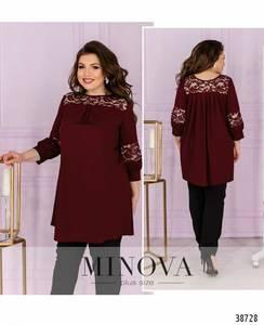 Блуза нарядная Я2817