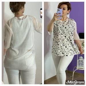 Блуза летняя Я4801