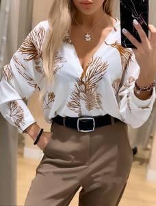 Рубашка с длинным рукавом Я5308