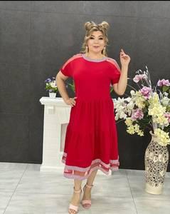 Платье короткое нарядное Я7521