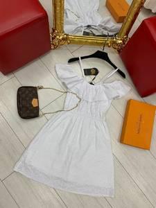 Платье короткое современное Я7791