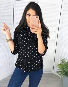 Рубашка с принтом Я9089