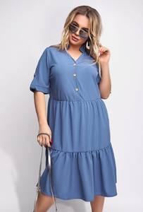 Платье короткое летнее А01250