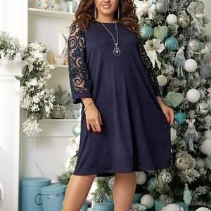 Платье короткое нарядное А09996