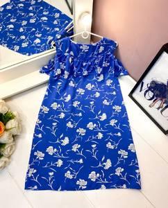 Платье короткое летнее А31701