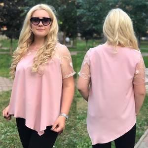 Блуза нарядная Ч2076