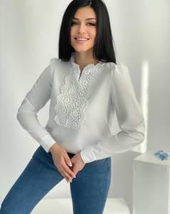 Блуза белая А34633