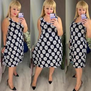 Платье короткое летнее Ч4165