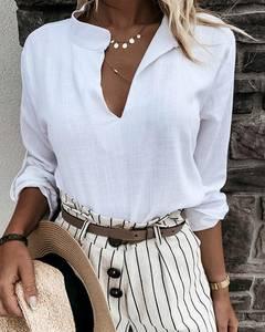 Блуза с длинным рукавом А37969