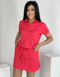 Платье короткое современное А39758