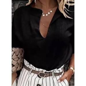 Блуза с длинным рукавом А37970