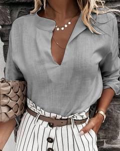 Блуза с длинным рукавом А37971