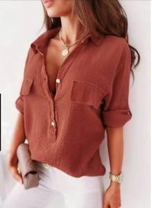 Блуза для офиса А48220