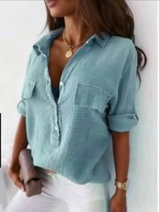 Блуза для офиса А48253