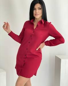 Платье короткое современное А39759