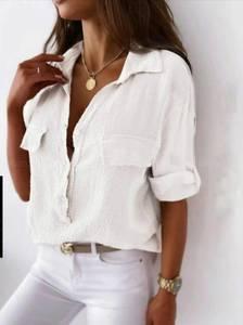 Блуза для офиса А48254