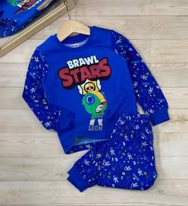 Пижама на флисе А13544
