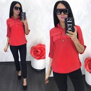 Блуза летняя Ц7048