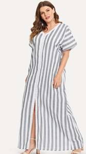 Платье длинное летнее Я0661