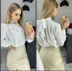 Блуза с длинным рукавом Я1470