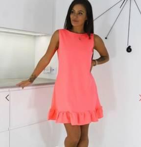 Платье короткое летнее Я2187