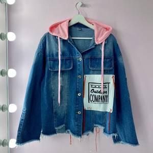 Джинсовая куртка Я2240