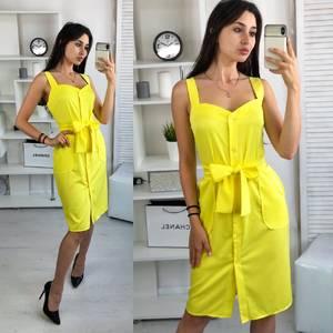 Платье короткое летнее Я7545