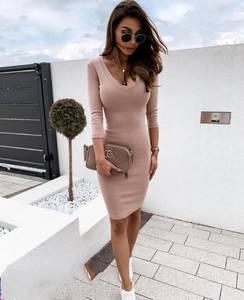 Платье короткое облегающее А00214