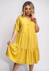 Платье короткое летнее А01251