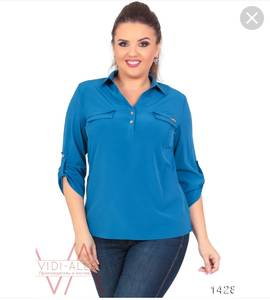 Блуза нарядная А30391
