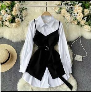 Блуза с длинным рукавом А36623