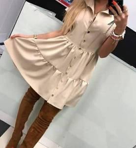 Платье короткое летнее Ч3743