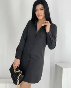 Платье короткое современное А39762
