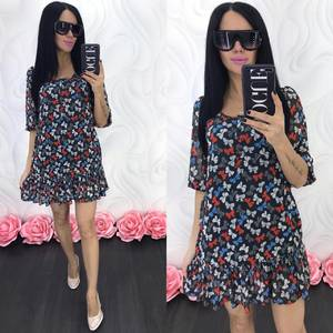 Платье короткое летнее Ц6848