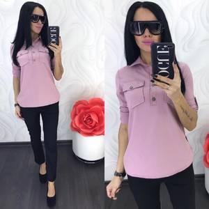 Блуза летняя Ц7049