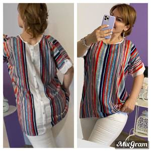 Блуза нарядная Я6920