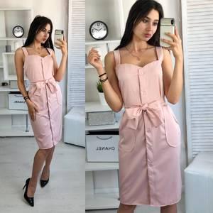 Платье короткое летнее Я7546