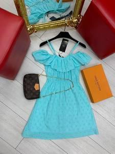 Платье короткое современное Я7790