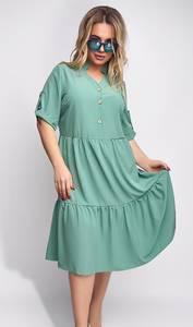 Платье короткое летнее А01252