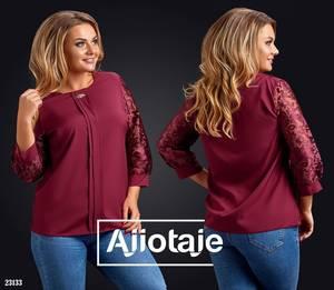 Блуза нарядная А26128