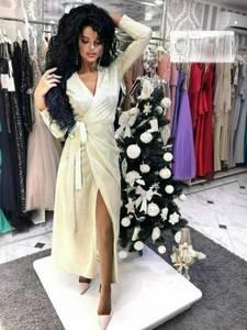 Платье длинное нарядное Ю2608